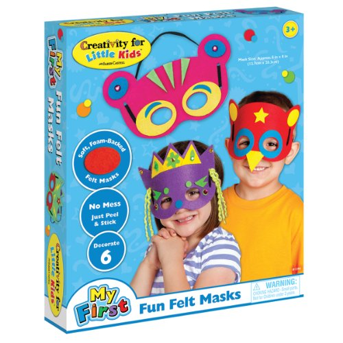 Creativity for Kids My First Fun Felt Masks