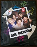 1D One Direction Back To School Folder