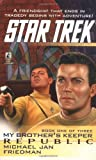 Star Trek: REPUBLIC (0671019147) by Friedman, Michael Jan