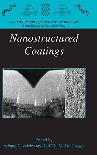 Nanostructured Coatings (Nanostructure Science And Technology)