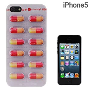 FLASHBACKS Old-School iPhone 5 Case (Pill Case)