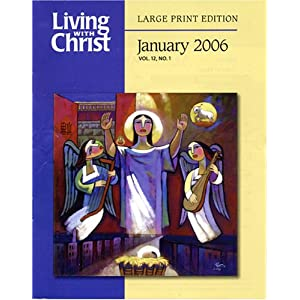 Living With Christ - Large Print Us Edition