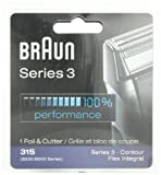 Braun 3-31S Replacement part (Silver)