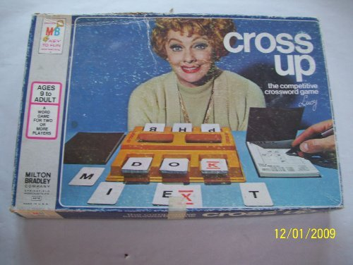 CROSS UP The Competitve Crossword Game - 1