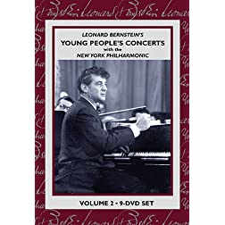 Leonard Bernstein's Young People's Concerts Volume 2