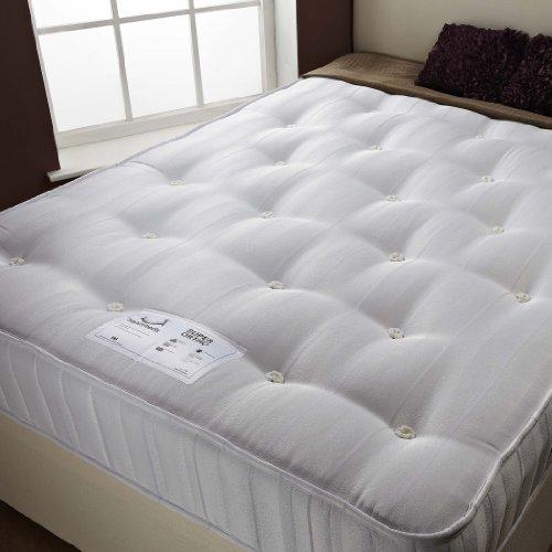 Happy Beds Ortho Super Double Orthopedic Mattress, 4.6 ft
