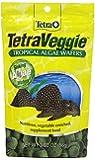 Tetra 77016 TetraVeggie Algae Wafers, 3.03-Ounce, 86-Gram