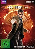 Doctor Who - Die kompletten Specials [5 DVDs]