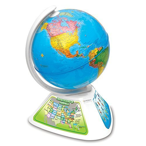 Smart Globe Discovery - Interactive SmartGlobe by Oregon Scientific by Oregon Scientific