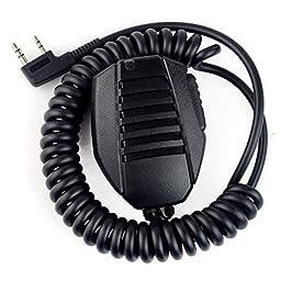 IFeng® Handheld Microphone Mic Speaker IP54 Rain-proof for Kenwood KMC-24 TK-3100 TK-3101 TK-3102 TK-3130 TK-3131