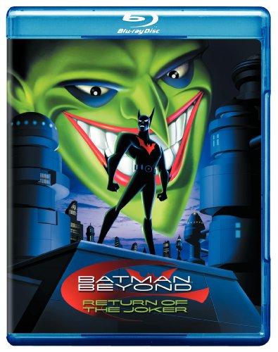 Batman Beyond Return Of The Joker Blu-ray by Warner Home Video