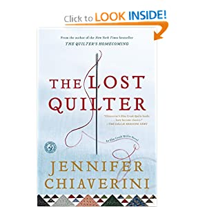 The Lost Quilter: An Elm Creek Quilts Novel (Elm Creek Quilts Novels)