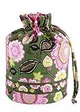 Vera Bradley Ditty Bag Olivia Pink