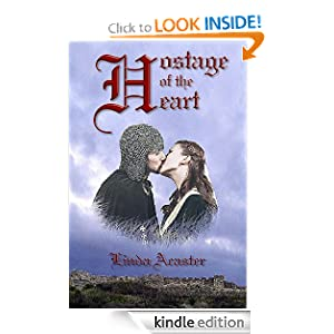 Hostage of the Heart - Linda Acaster