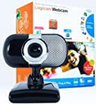 Logicam Webcam, 3.0 Mega Pixels, Exce...