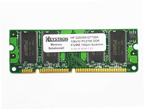 HP Q2628A Q7720A 512MB 100pin