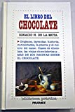 img - for El libro del chocolate book / textbook / text book