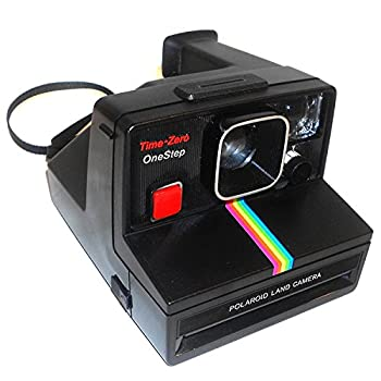 Vintage Polaroid Time-Zero OneStep SX-70 Land Camera