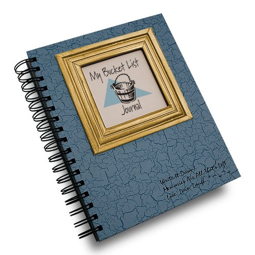 My Bucket List Journal (Color)