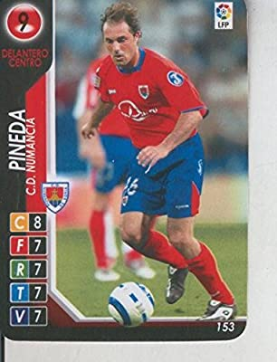 Derby Total 2004-2005: C.D.Numancia numero 09: Pineda