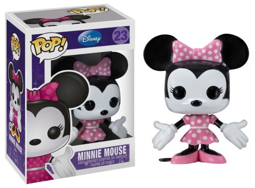 Funko POP Disney Minnie Mouse Vinyl Figure - 1