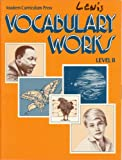 img - for Vocabulary Works: Level B book / textbook / text book