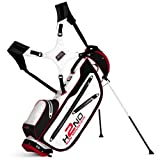 Sun Mountain Golf 2014 H2NO Ultra Lite Stand Bag White/Black/Red