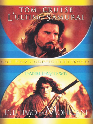 L'ultimo samurai + L'ultimo dei mohicani [2 DVDs] [IT Import]