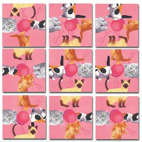 Scramble Squares: Kittens