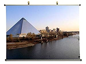 memphis tennessee pyramid car interior design. Black Bedroom Furniture Sets. Home Design Ideas
