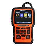 Foxwell Nt510 Obd2 Code Scanner Professional Gm Multi-System Diagnostics Code Reader with ABS Module Tester, Fuel Injector Test and Key Fob Function Test