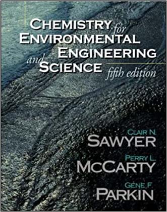 Chemistry for Environmental Engineering and Science written by Clair Nathan Sawyer