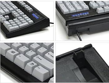 Unicomp Ultra Classic Black Buckling Spring USB UB40P4A 104ASCII配列キーボード
