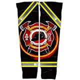 ScudoPro Firefighter Compression Arm Sleeves UV Protection Unisex - Walking - Cycling - Running - Golf - Baseball...