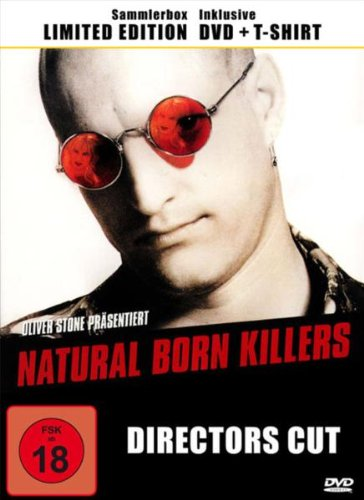 Natural Born Killers (+ T-Shirt/Größe L) [Director's Cut] [Limited Edition]
