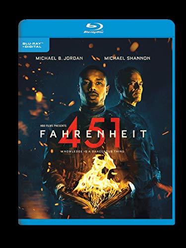 Blu-ray : Fahrenheit 451 (Ultraviolet Digital Copy, Standard Edition, Eco Amaray Case, Digital Copy)