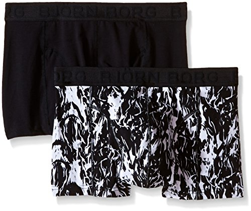 bjorn-borg-mens-2-pack-witch-craft-trunks-caviar-x-large