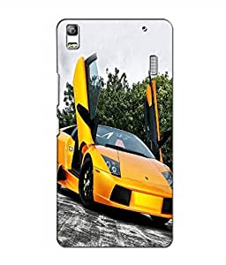 instyler BACK COVER CASE FOR LENOVO K3 NOTE
