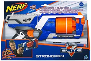 Nerf - 36033E240 - Jeu de Plein Air - Elite Strongarm