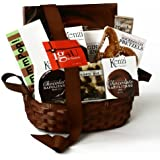 ig4U Chocolate and Snacks Gift Basket, 4-Pound