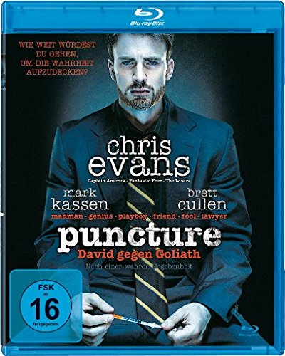 Puncture - David gegen Goliath [Blu-ray]