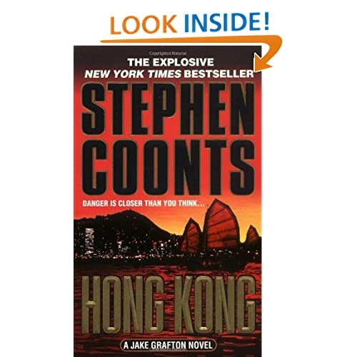 Hong Kong (A Jake Grafton Novel)