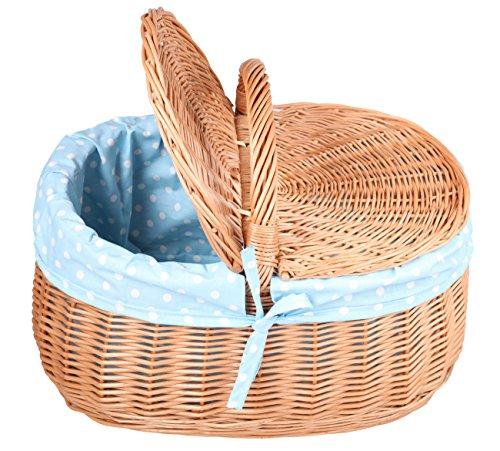handgeflochtener-picknickkorb-mit-deckel-aus-100-naturlicher-weide-mit-schonbezug-24cm-x-41c-x-29cm-