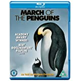 March Of The Penguins [Blu-ray] [2005] [Region Free]by Luc Jacquet