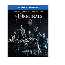 The Originals: Season 2 Blu-ray [Blu-ray]