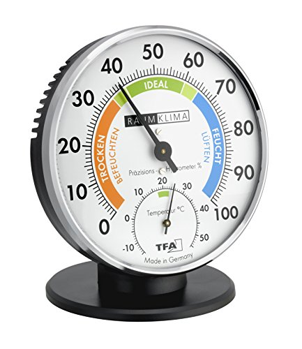 45.2033 Präzisions Thermo-Hygrometer