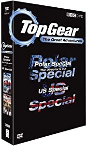 Top Gear - The Great Adventures (Polar Special & US Special) [DVD]