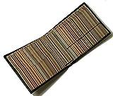 (ポールスミス)Paul Smith 財布 メンズ 二つ折 (ブラック/マルチストライプ) AJXA 1033 W567 PA-937