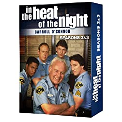 In The Heat of the Night Season 2 and Season 3 (Carroll O'Connor)