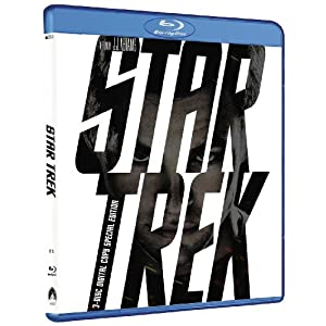 51RfGsmoLVL. SL500 AA300  Star Trek (Three Disc Edition) [Blu ray]   $10 + S&H